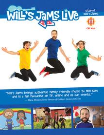 Will's Jams Live