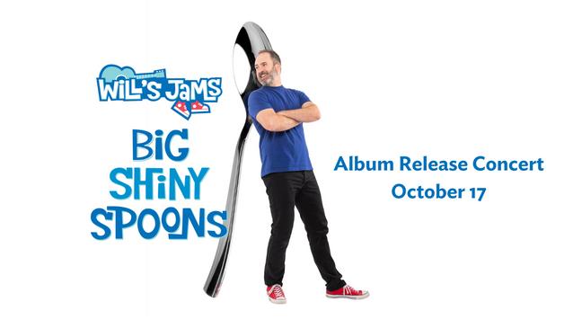Big Shiny Spoons Release Concert