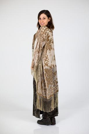 Clouds: Joni Mitchell Tribute with Jessica Mai - shawl