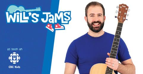 Will's Jams head shot – Facebook post