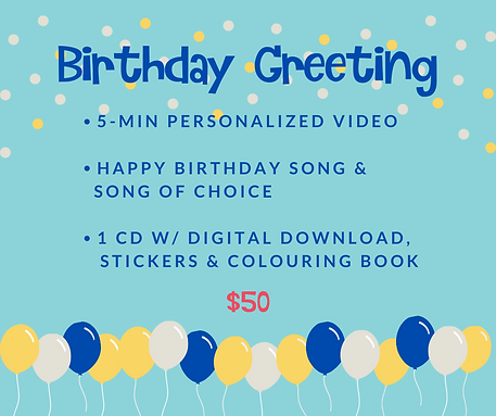 Birthday greeting bandcamp with price.pn