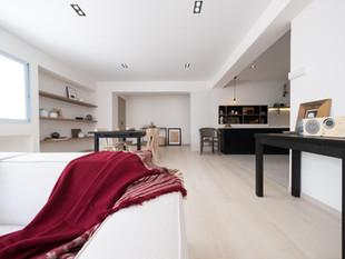M2 Decor 4 Bedroom Minimalist HDB unit Renovation Journey