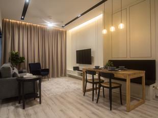 M2 Decor 4 Bedroom BTO HDB unit Renovation Journey