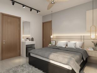 Dressing The Double Bed Like An Interior Designer - M2decor.com