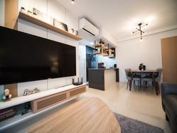 M2 Decor 4 Bedroom DBSS unit Renovation Journey
