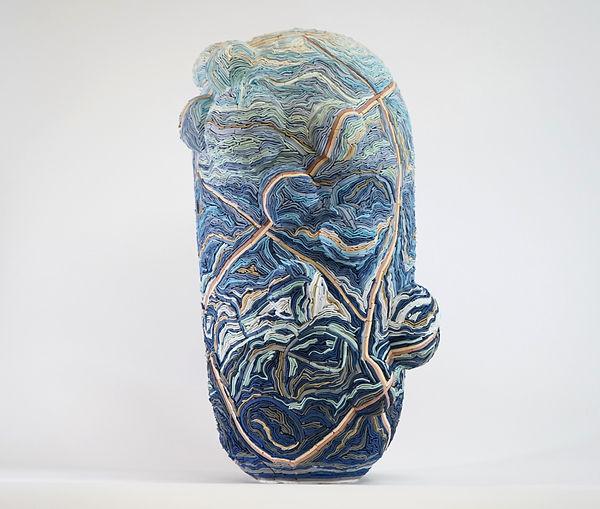 Alice Walton. Linn Ribbons. 2019. 59cm x