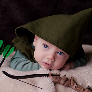 "Oliver ""Green Arrow"" McCoy"
