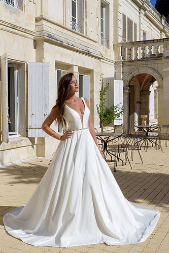 Robe de mariée Les Éclats d'Alexia