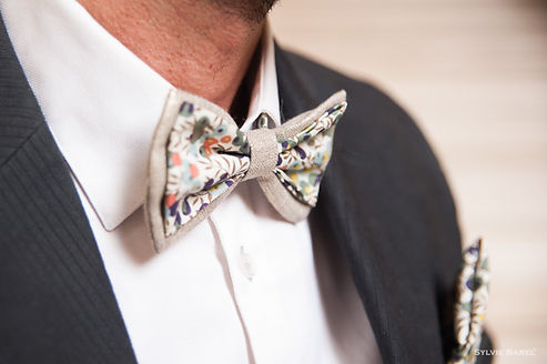 Noeud papillon homme mariage