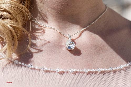 Collier Juliette en Cristal de Swarovski serti autres coloris