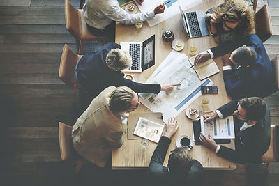 Charity Strategic Planning Meeting