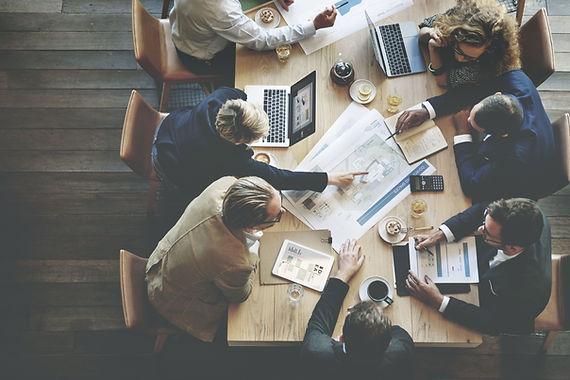 Business Meeting Brainstorm