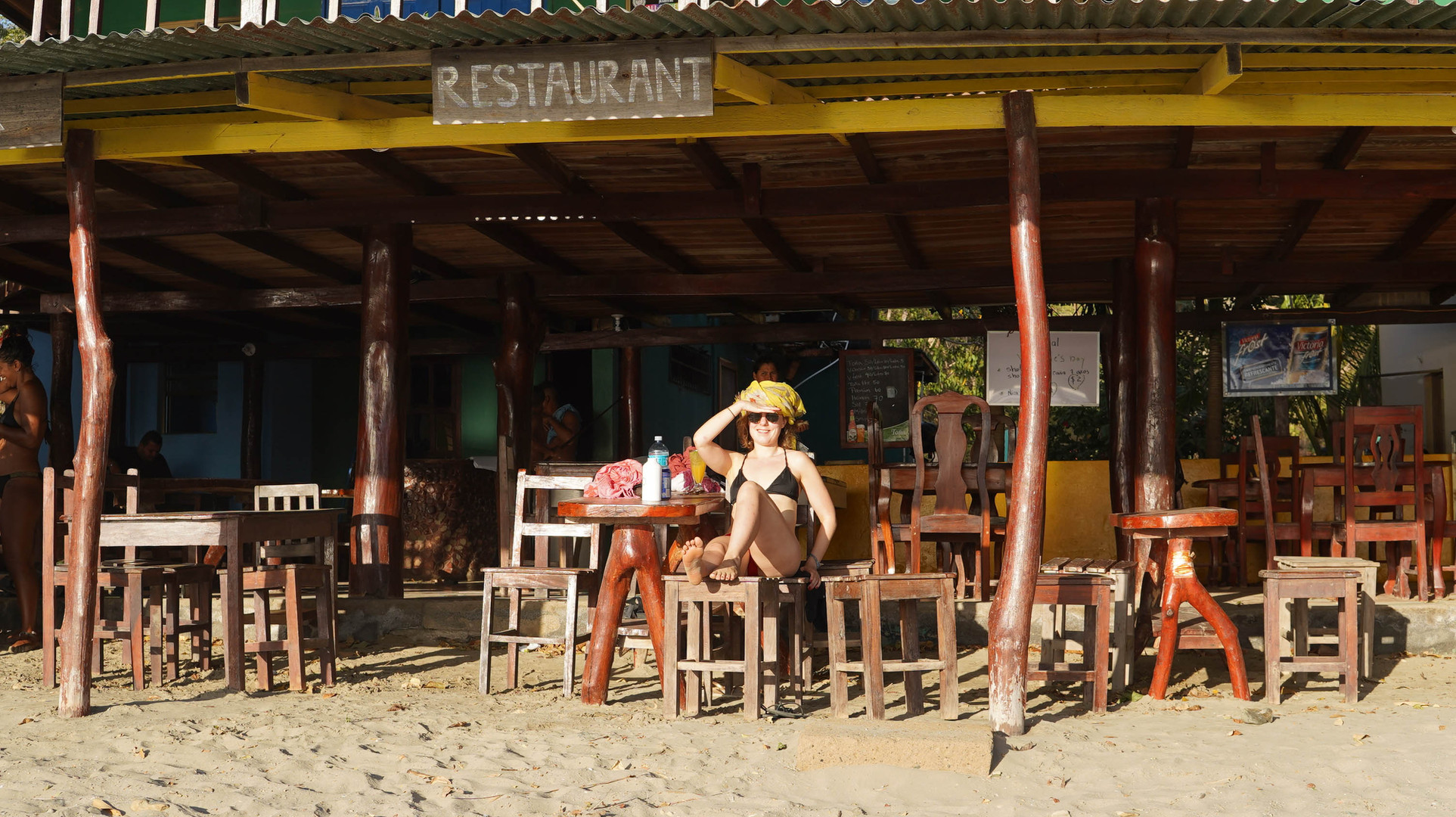 Maderas playa