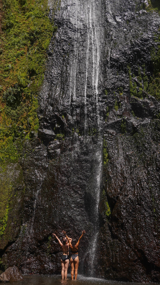San Jamon waterfalls