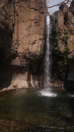 Tamanique Waterfalls
