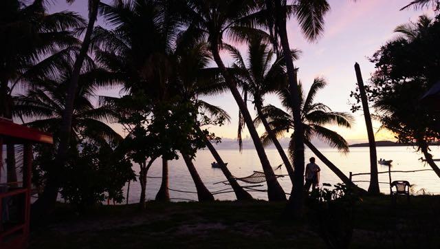 Fiji time...
