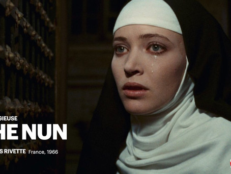 The Nun (1966), got banned twice for theatrical release!