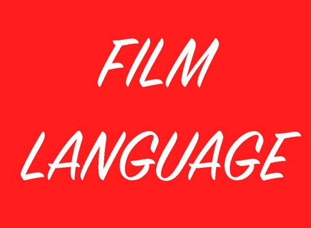 What is a film language?