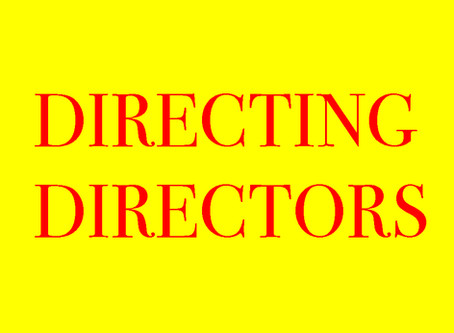 Directing & Directors