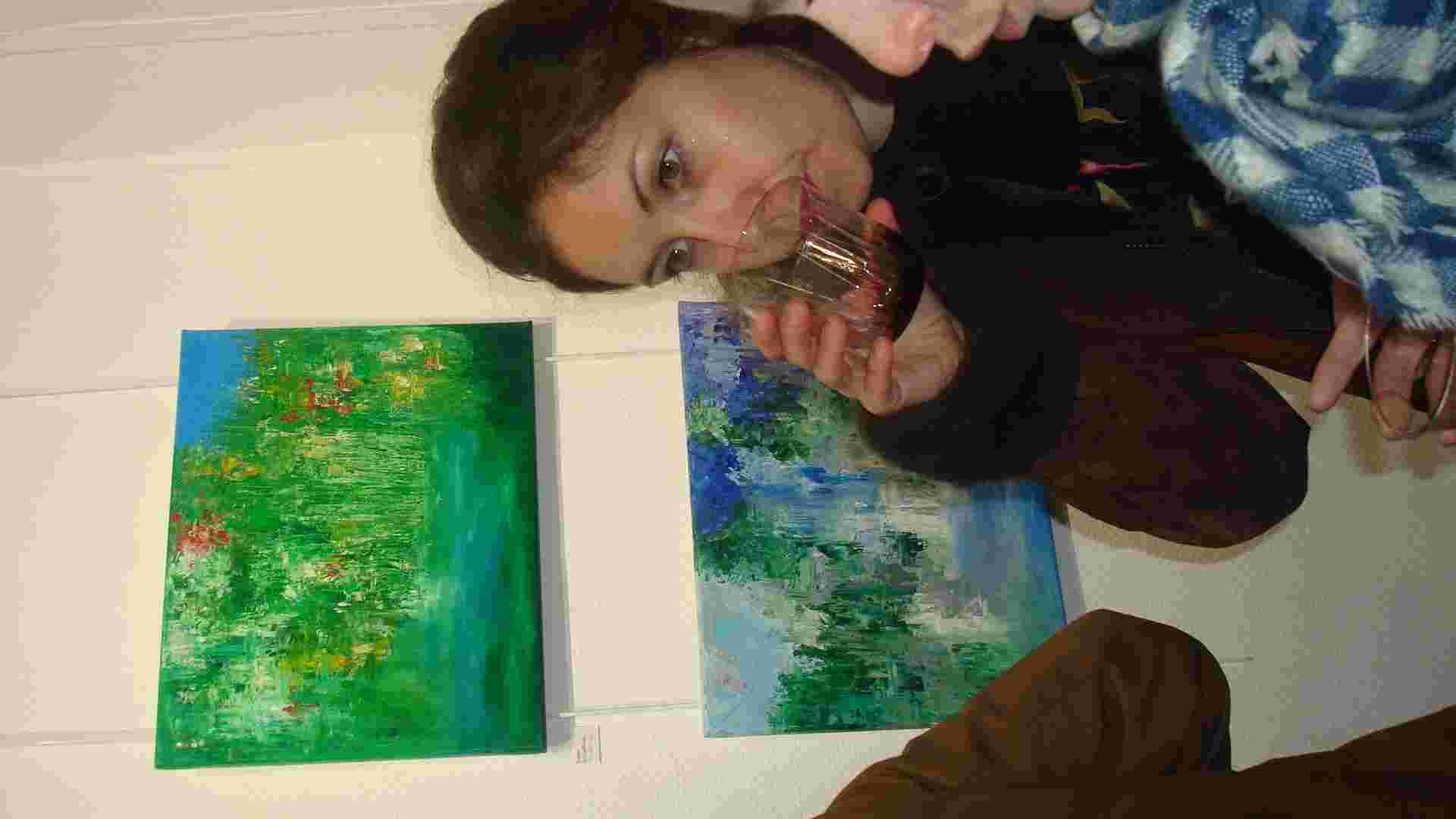 hue marlene art trip