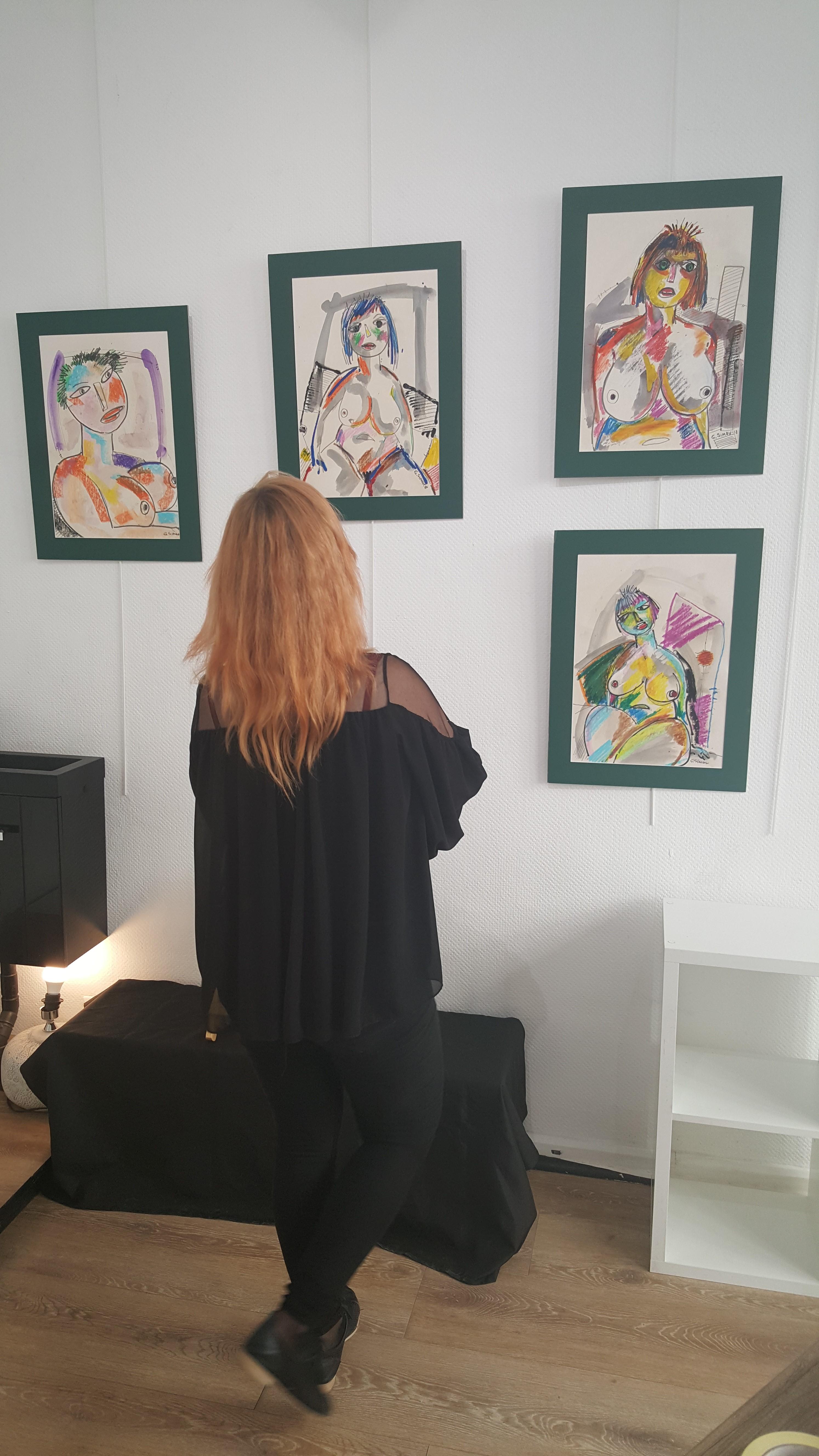 La galerie des Arts Plastiques de
