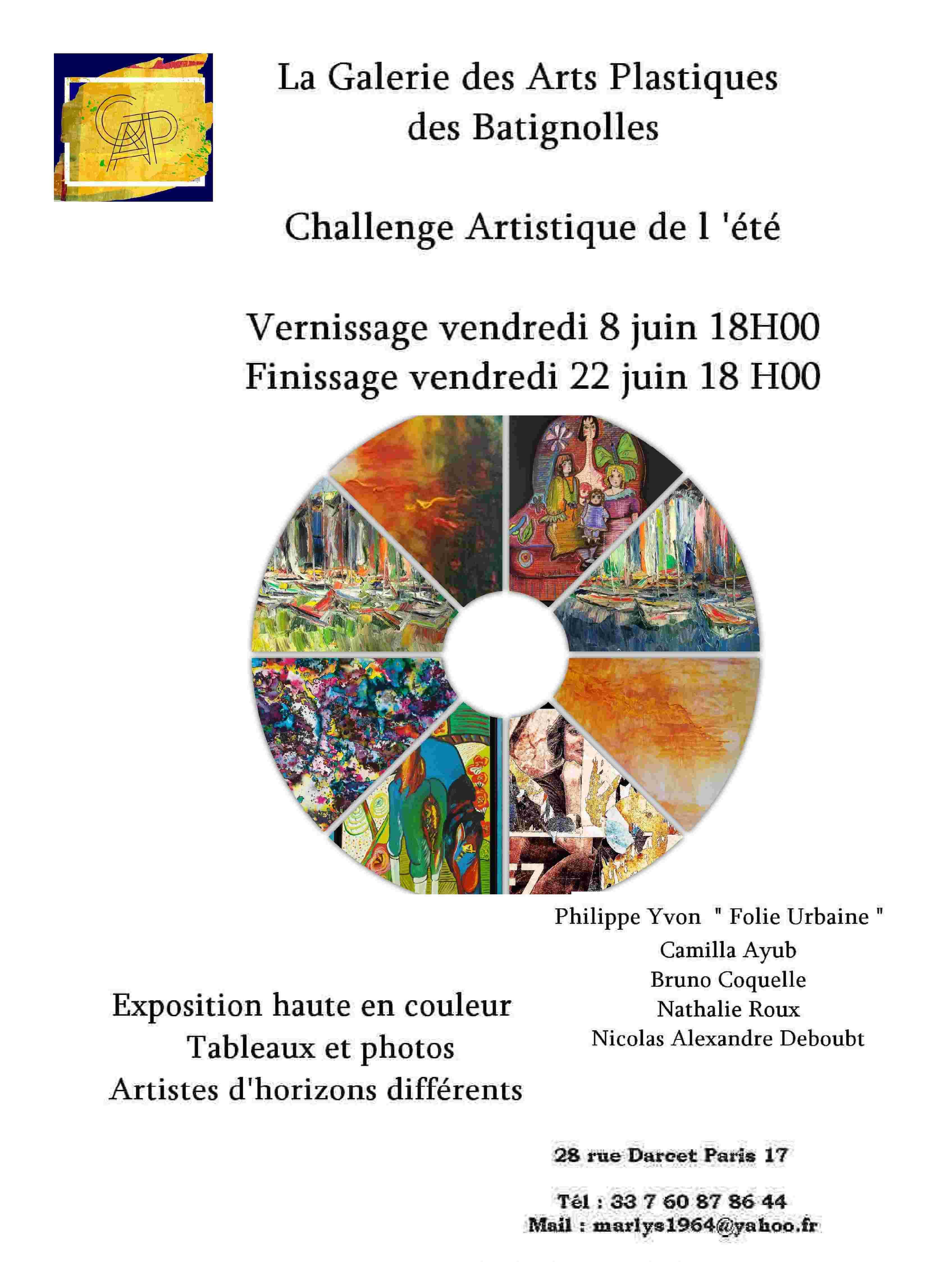 HUE Marlène ART TRIP