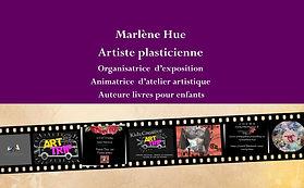 ART TRIP HUE MARLENE