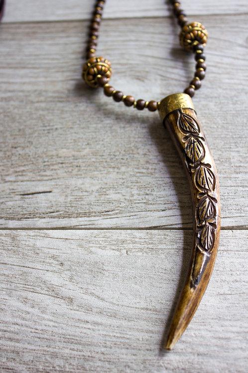 Tibeta Pendant Necklace
