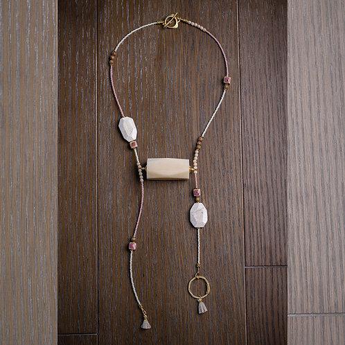 Ximena Seeded Necklace
