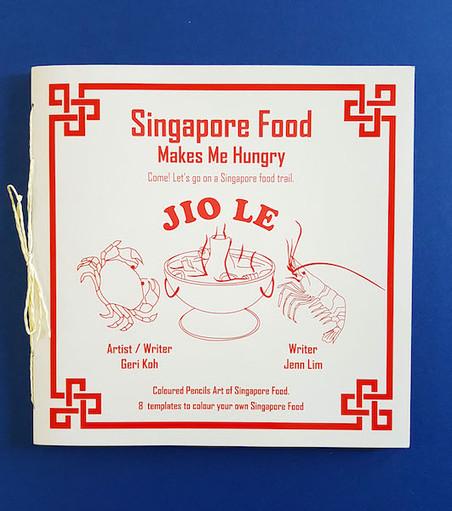 Singapore Food Makes Me Hungry