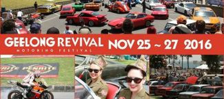 Geelong Revival Motoring Festival