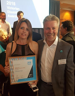Victorian State Disability Award