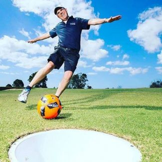 Soccer on A Golf Course? - We have it all on The Bellarine