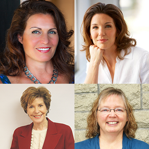 Four Women Who Write