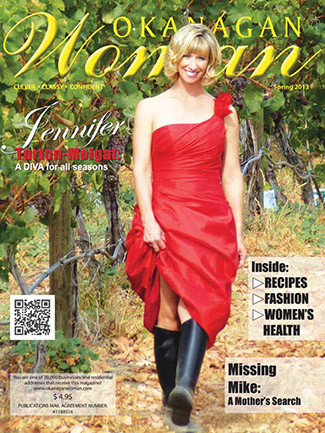 Throwback Thursday - A Diva for all Seasons, Jennifer Turton Molgat