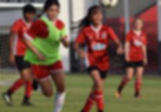 Girls Football Best in Dubai