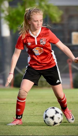 Girls Football Classes Dubai