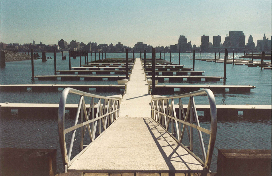JERSEY CITY BOARDWALK