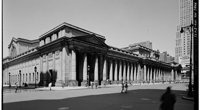 Pennsylvania Station 1962