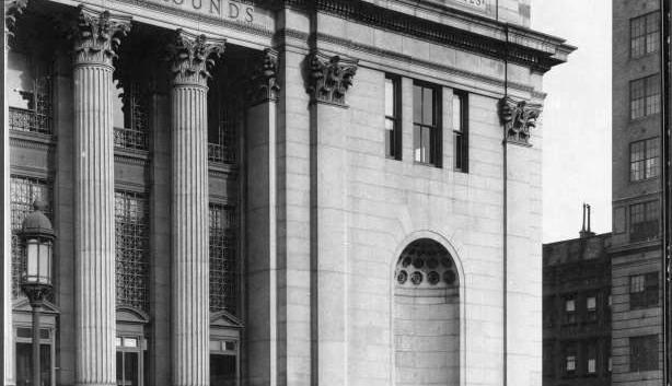 farley post office1922