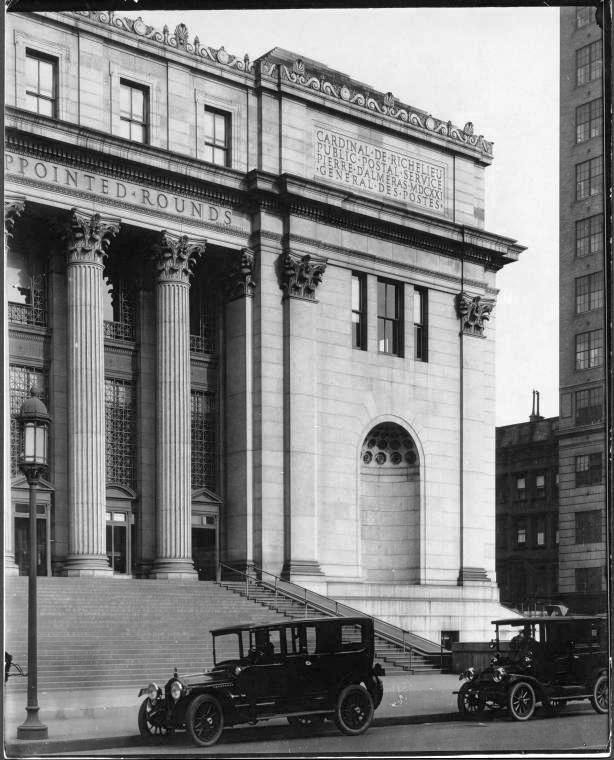 farley post office1922