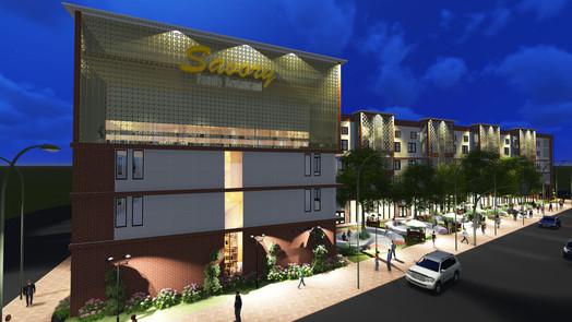 Irvington Redevelopment-Restaurant