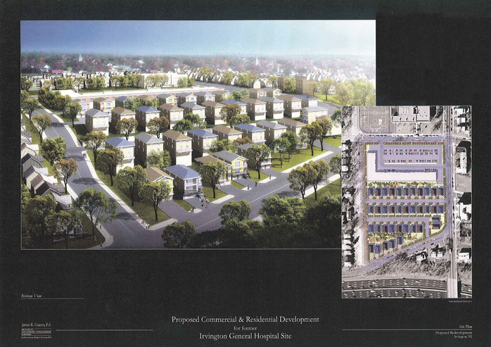 Comercial and Residential development in