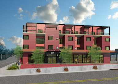 Mixed-Use Multifamily. Madison ave
