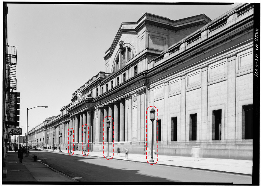 Historic American Buildings Survey, Cerv