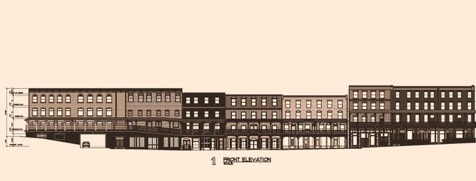 Elevations-Union Square
