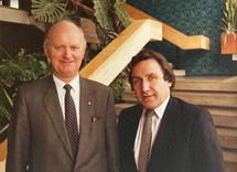 Hans Gunter Steinhauer, Heinz Schemken