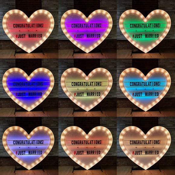 4FT LOVE HEART