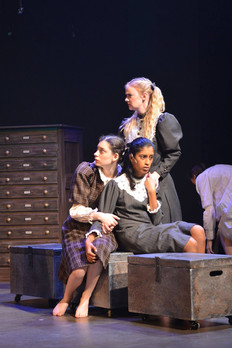 As Thea in Spring Awakening