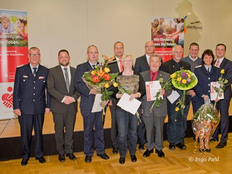 MBS honoriert und fördert das Ehrenamt